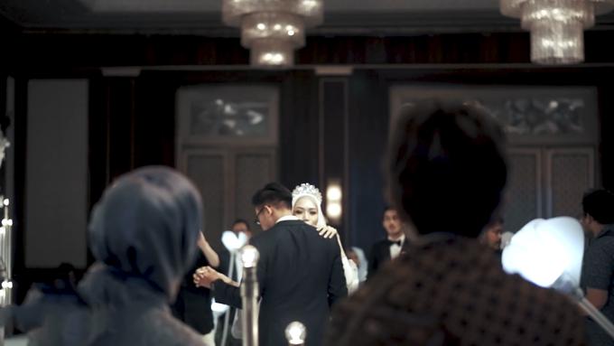 The Wedding of Dea & Erdo at Four Seasons Jakarta by La Oficio Entertainment - 001