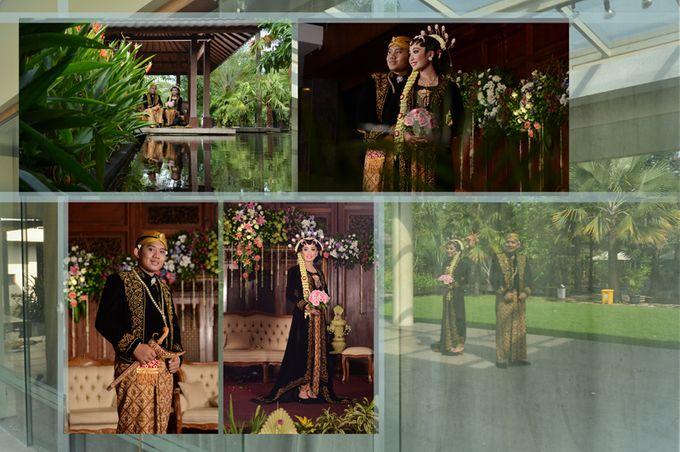 Pemberkatan Pernikahan Diza & Dani by Creative Fotografi - 030