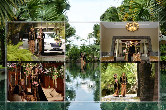 Pemberkatan Pernikahan Diza & Dani by Creative Fotografi - 032