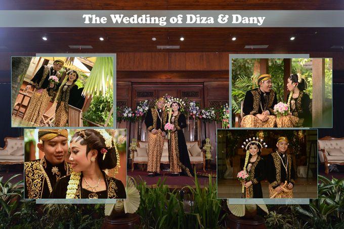 Pemberkatan Pernikahan Diza & Dani by Creative Fotografi - 020