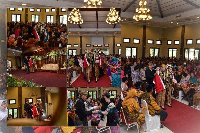 Pemberkatan Pernikahan Diza & Dani by Creative Fotografi - 024