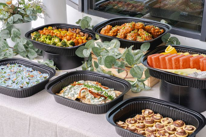 Grain Weddings (Buffet-to-go) by Grain Catering - 002