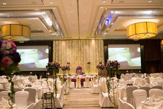 Lavish Grand Ballroom by Amara Sanctuary Resort Sentosa - 031