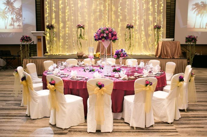 Lavish Grand Ballroom by Amara Sanctuary Resort Sentosa - 032