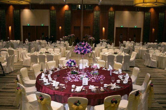 Lavish Grand Ballroom by Amara Sanctuary Resort Sentosa - 034