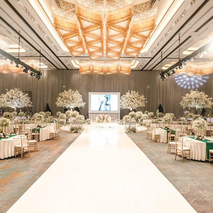 Wedding Venues Hotel InterContinental Jakarta Pondok Indah by InterContinental Jakarta Pondok Indah - 009