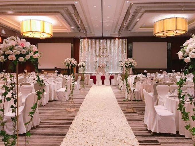 Lavish Grand Ballroom by Amara Sanctuary Resort Sentosa - 030