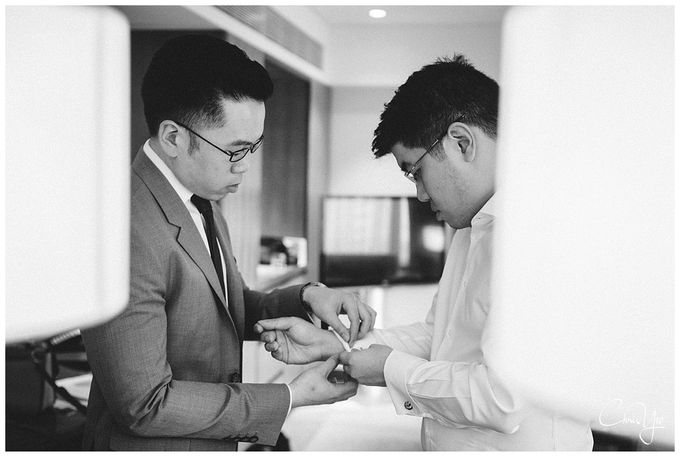 Wedding in Singapore by Chris Yeo Photography - 006