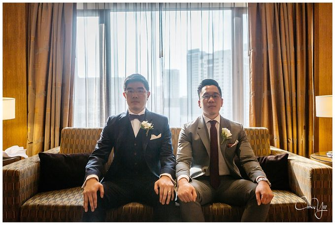 Wedding in Singapore by Chris Yeo Photography - 007