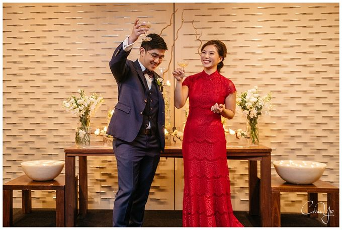 Wedding in Singapore by Chris Yeo Photography - 033