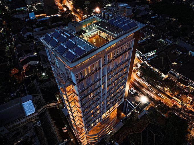 Ballroom and Rooftop by Grand Tebu Hotel - 002