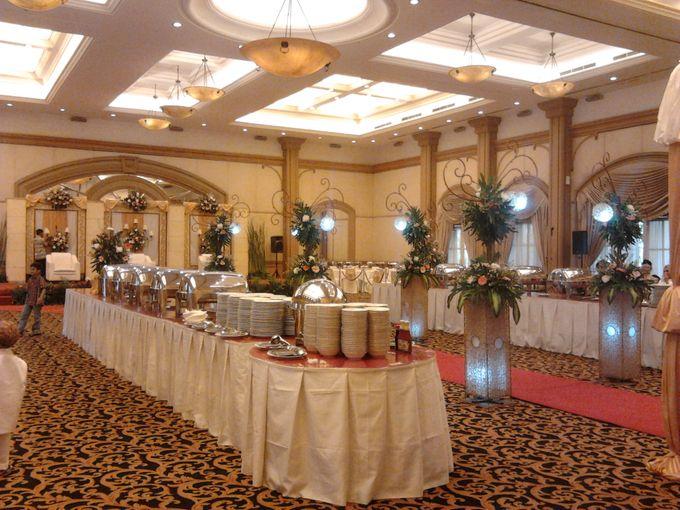 Wedding at MFH by Raffles Hills Cibubur - On Green Garden Venue - 007