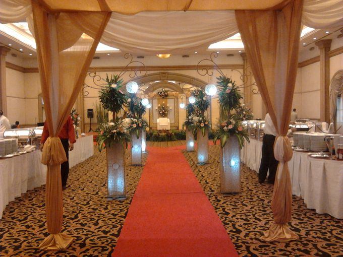 Wedding at MFH by Raffles Hills Cibubur - On Green Garden Venue - 006