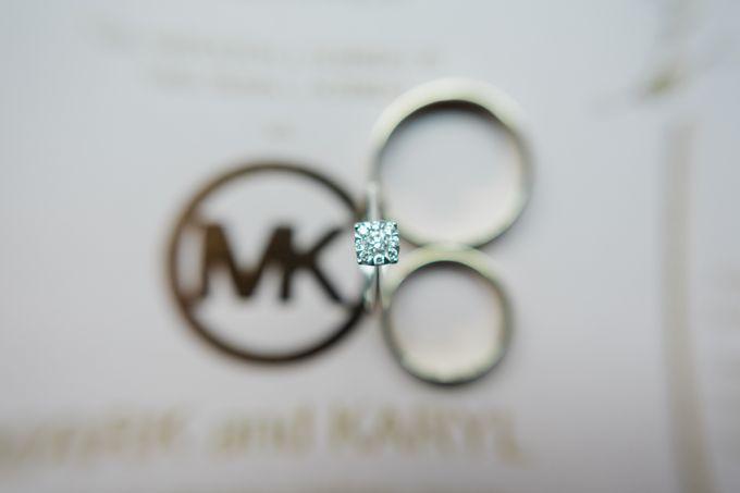 MARK AND KARYL WEDDING by Pat B Photography - 001