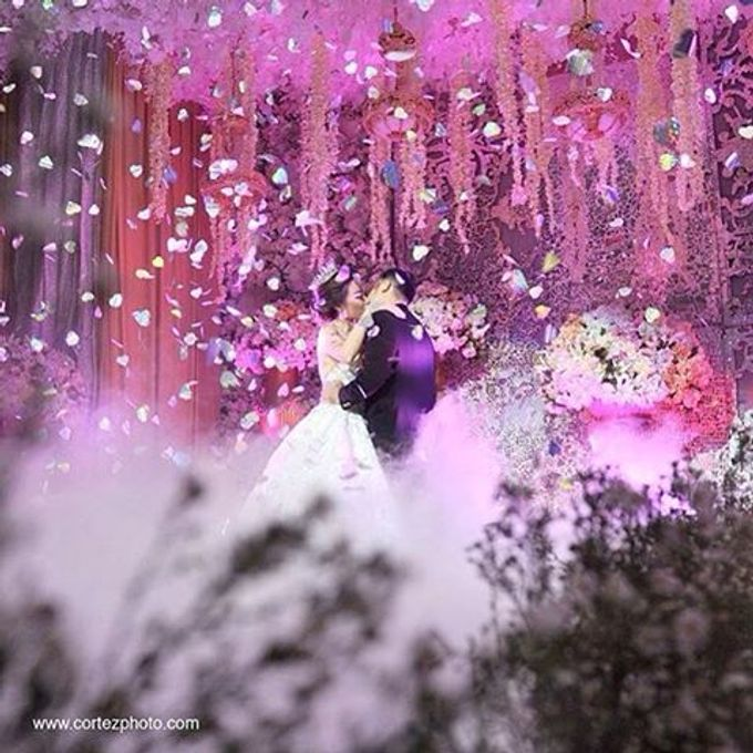 The Wedding Of Charles & Rini by Vibonacci Event Crafter - 004