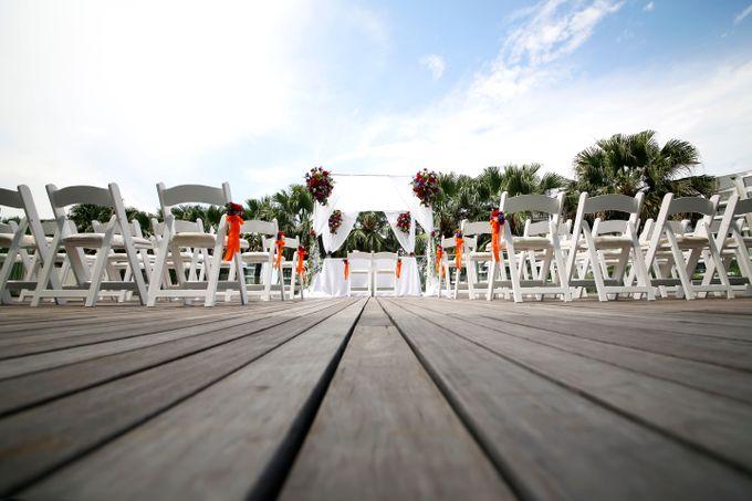 Wedding with W Singapore - Sentosa Cove by W Singapore - Sentosa Cove - 007