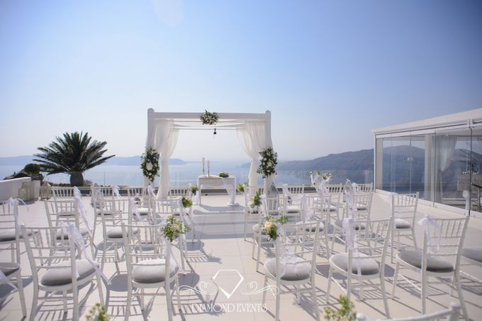 Santorini wedding by Diamond Events - 006