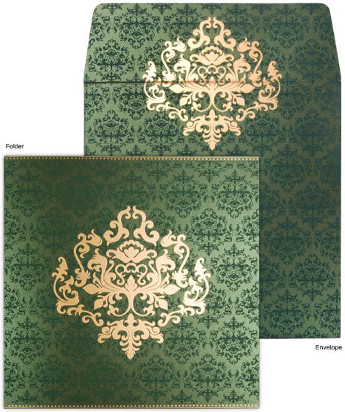 Muslim Wedding Inivtations by A2zWeddingcards - 003