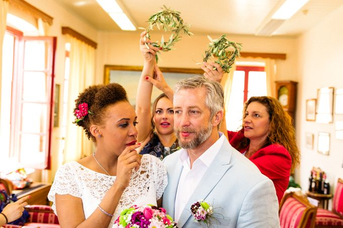 An Afro American wedding in Greece by MarrymeinGreece - 031