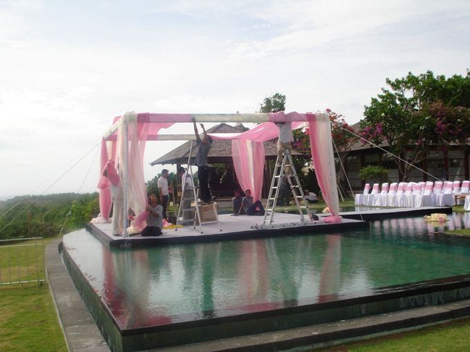 floating stage by cv bali stage expotama