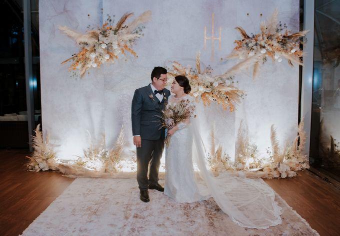 Hendra & Indri Wedding by Hilda by Bridestory - 005