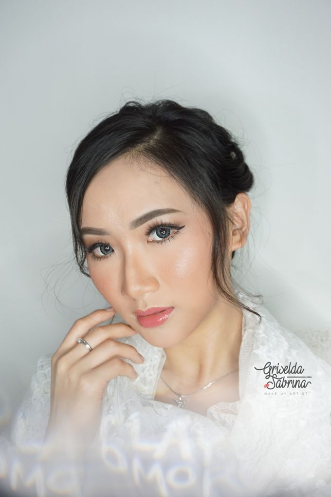 For Ms Nanda and Ms Jess by Griselda Sabrina Makeup Artist - 004