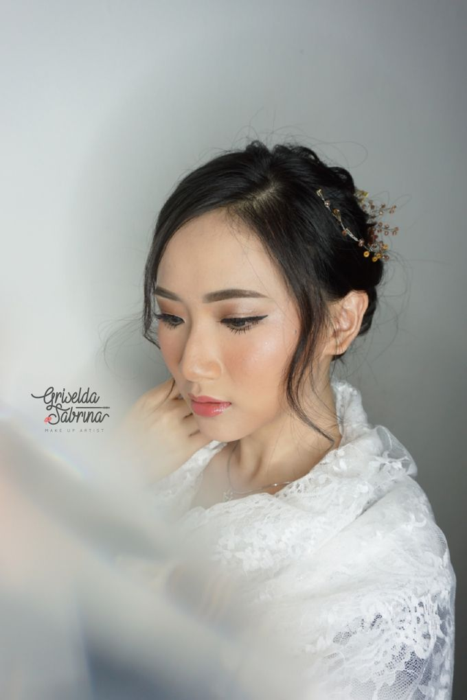 For Ms Nanda and Ms Jess by Griselda Sabrina Makeup Artist - 005