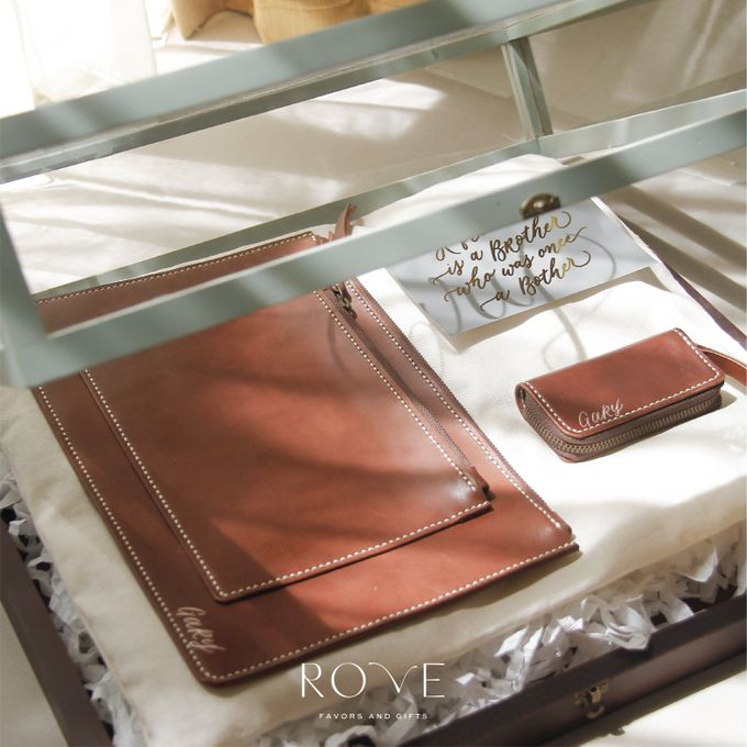 Groomsmen Kit For Your Best Friends by Rove Gift - 002