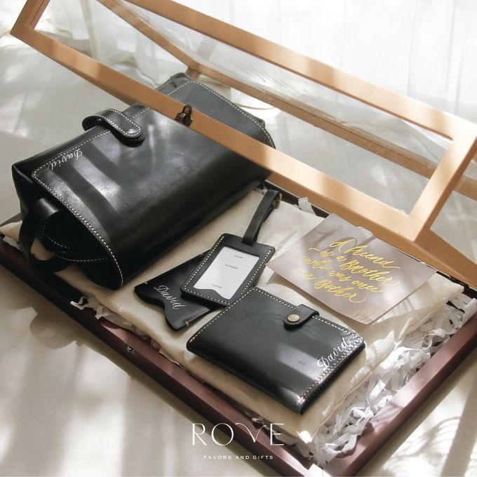 Groomsmen Kit For Your Best Friends by Rove Gift - 003
