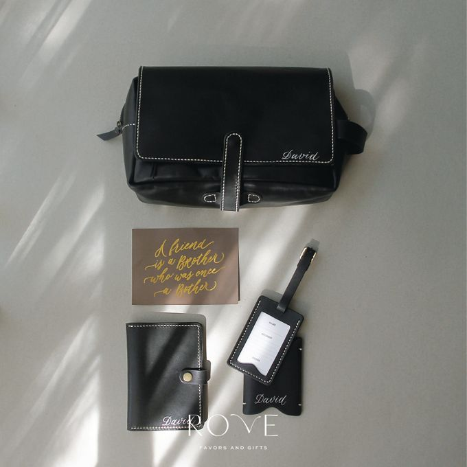 Groomsmen Kit For Your Best Friends by Rove Gift - 007