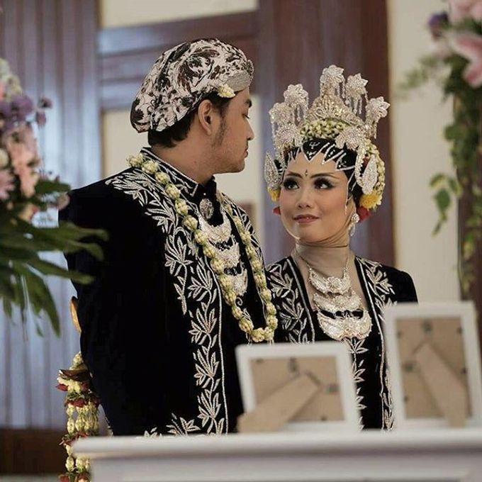 Wedding Yodi & Nurul by Novotel Bogor Golf Resort and Convention Centre - 001