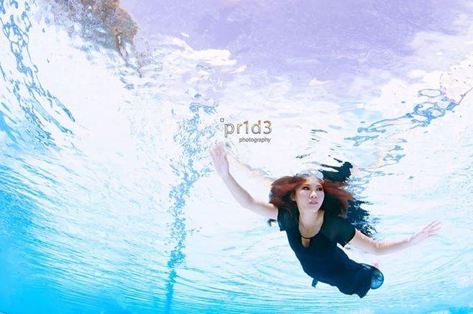 Underwater Pre Wedding Shoot by Beautistylebykoreen - 011