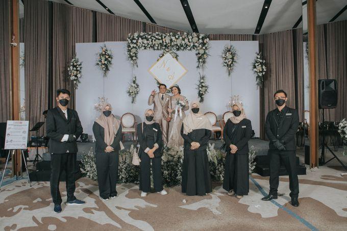 Nilam + Arian by KATA Wedding Planner And Organizer - 017