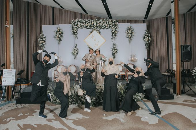 Nilam + Arian by KATA Wedding Planner And Organizer - 035