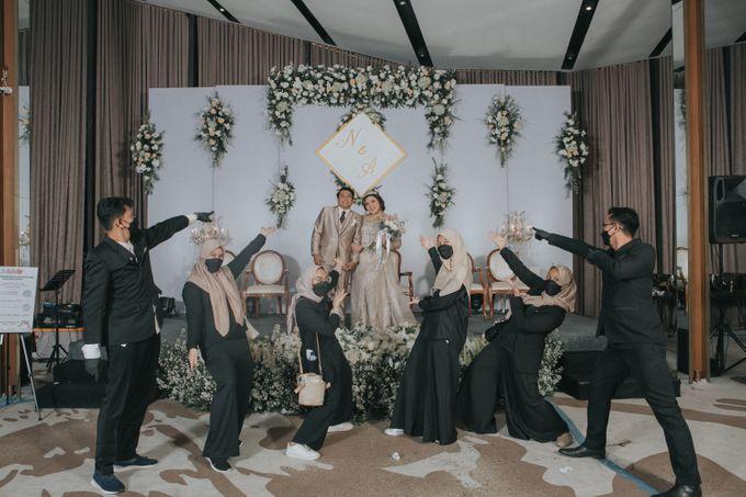 Nilam + Arian by KATA Wedding Planner And Organizer - 029