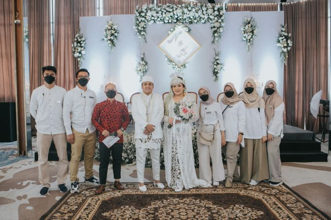 Nilam + Arian by KATA Wedding Planner And Organizer - 042
