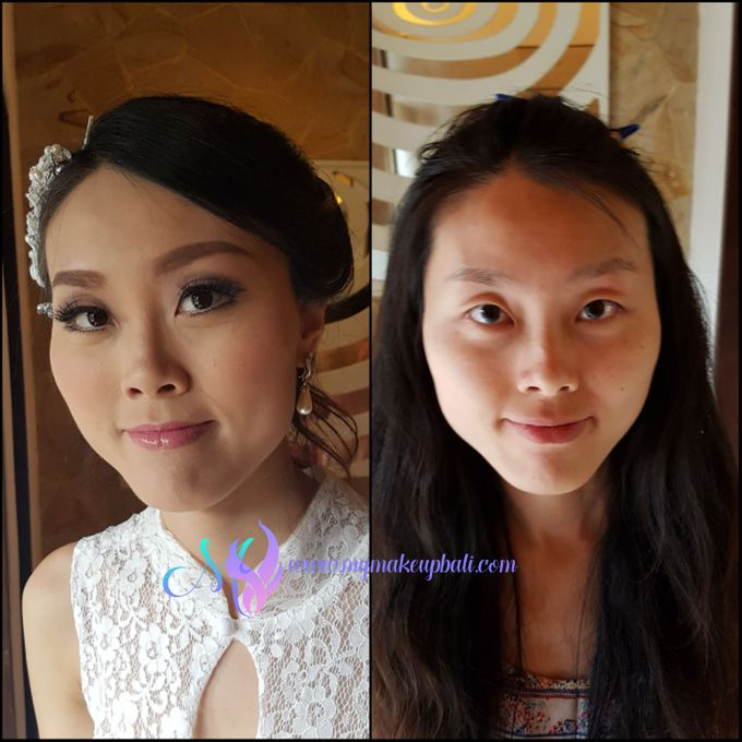 Wedding Makeup by Yenny Makeup Artist - 001
