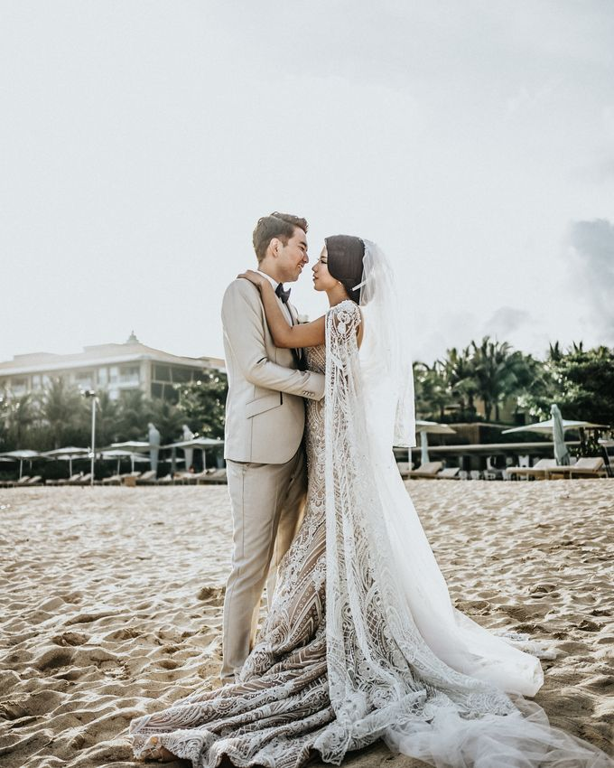 Wedding at Mulia Bali Nusa Dua by Eteria - 001