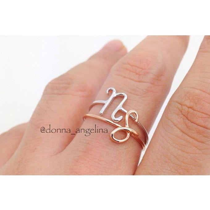 Name & Initial by DA Jewelry - 024