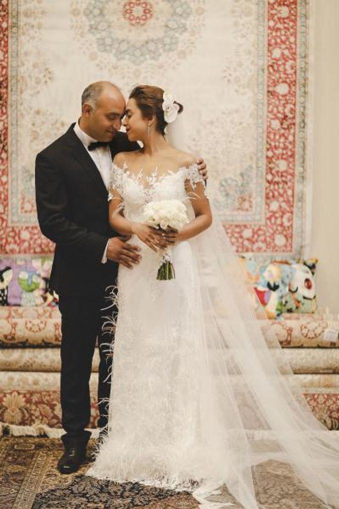 Persian Wedding in Antalya by Nava & LightCUBE Wedding - 006