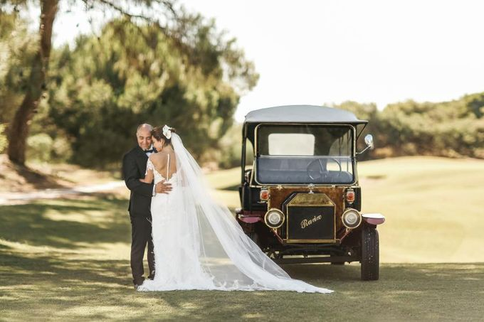 Persian Wedding in Antalya by Nava & LightCUBE Wedding - 007