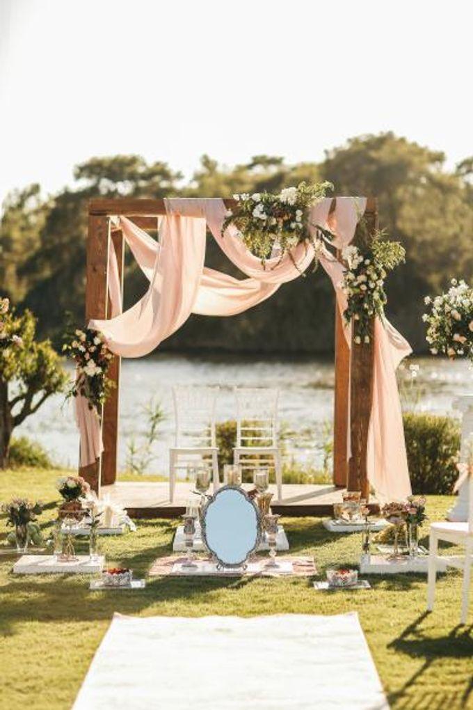 Persian Wedding in Antalya by Nava & LightCUBE Wedding - 011