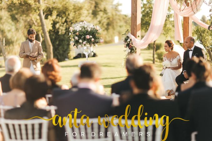 Iranian Wedding by Anta Organization Wedding & Event Planner - 035