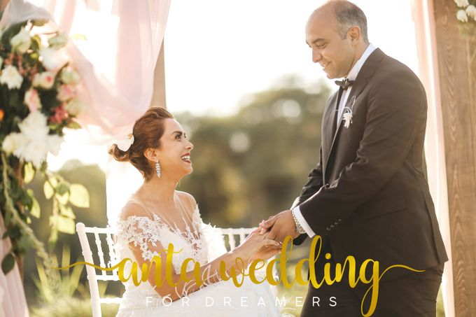 Iranian Wedding by Anta Organization Wedding & Event Planner - 037