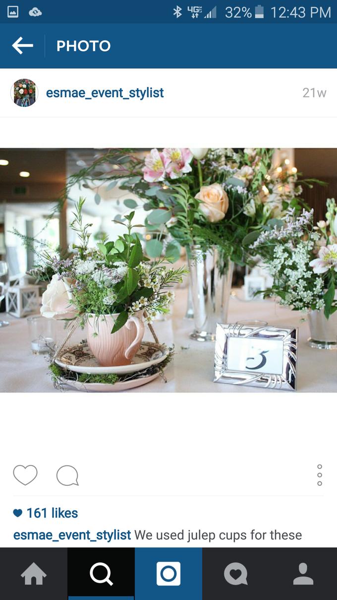 Lily & Igor 2015 by Esmae Event Floral Design - 006