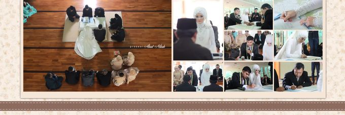 Wedding mustika & Fauzha  by RQ Photography - 008