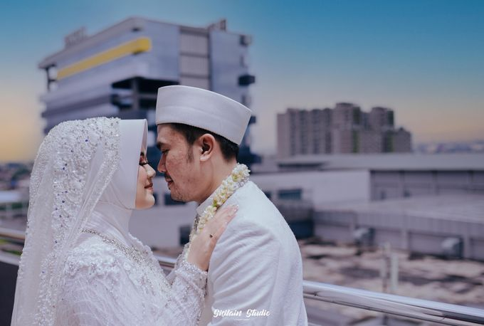 The Ballroom Wedding Of Muti & Adhi by Fave Hotel Hypersquare - 022