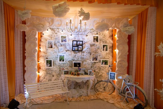 Wedding Andrianto & Melisa by Red Hat Organizer - 015