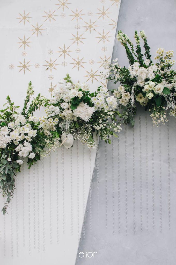 The Wedding of Ghea & Saleh by Elior Design - 020