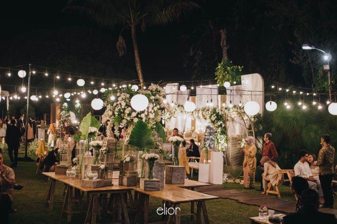 The Wedding of Ghea & Saleh by Elior Design - 022